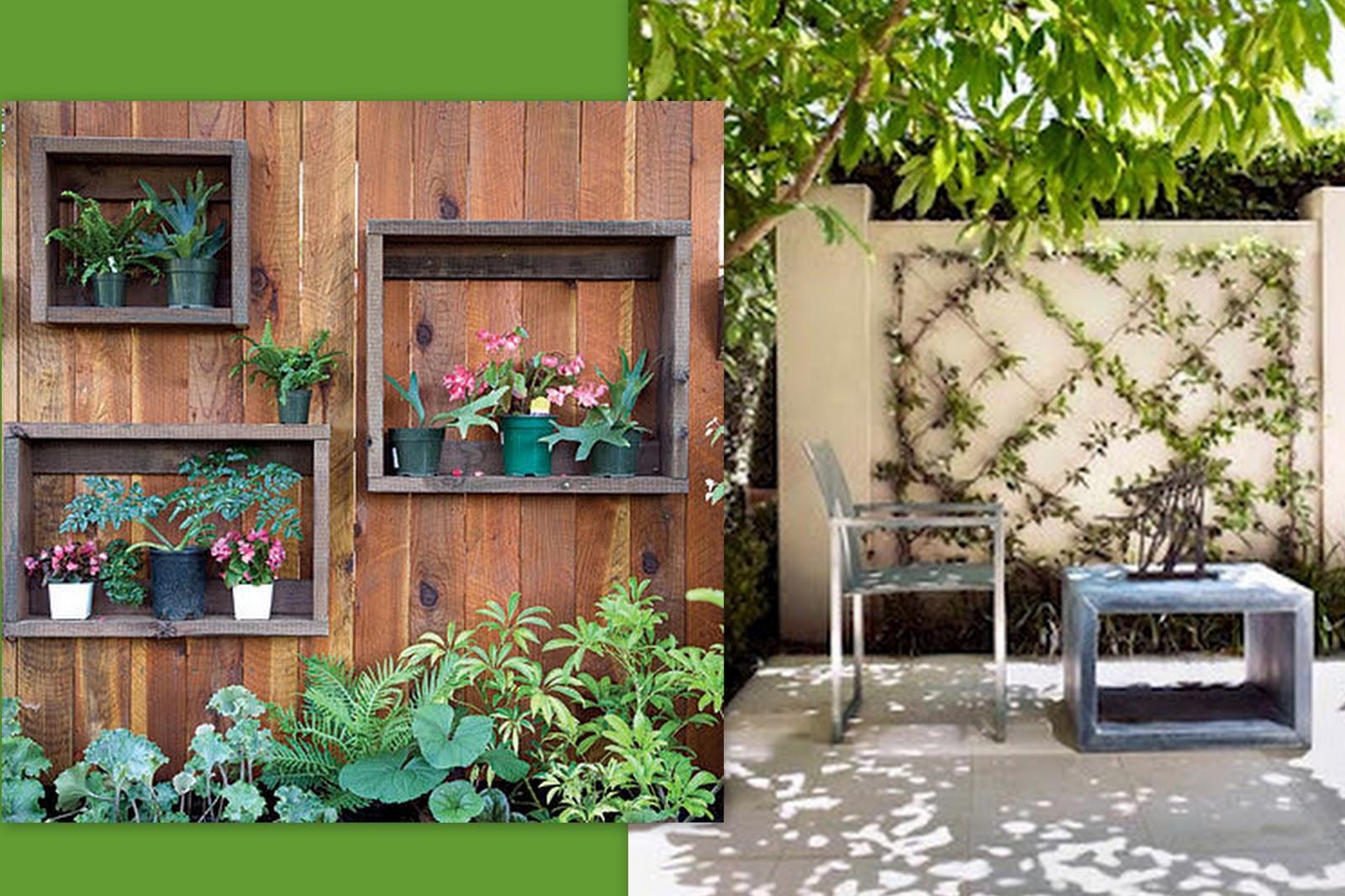 jardim vertical moderno:Jardim Vertical