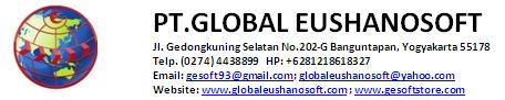 Lowongan Kerja di PT Global Eushanosoft – Yogyakarta (Programmer Desktop, Programmer Web, Programmer Mobile dan Surveyor)