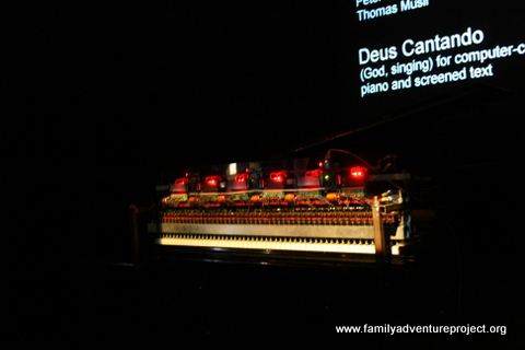 What do machines dream of? Ars Electronica