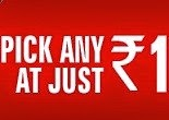Indiatimes: Buy Any Product at Just Rs. 1