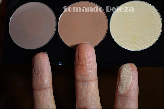 Somando Beleza, Lançamento, Smashbox Step-By-Step Contour Kit, Sephora, Niterói