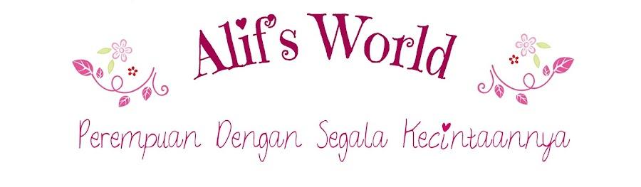 Alif's World