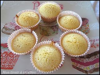 cupcakes citron