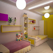 #8 Small Bedroom For Two Kids