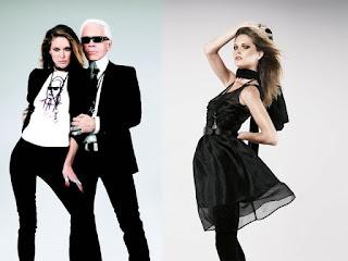Imagen de Karl Lagerfeld para H&M