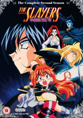 Slayers Next (Dub)