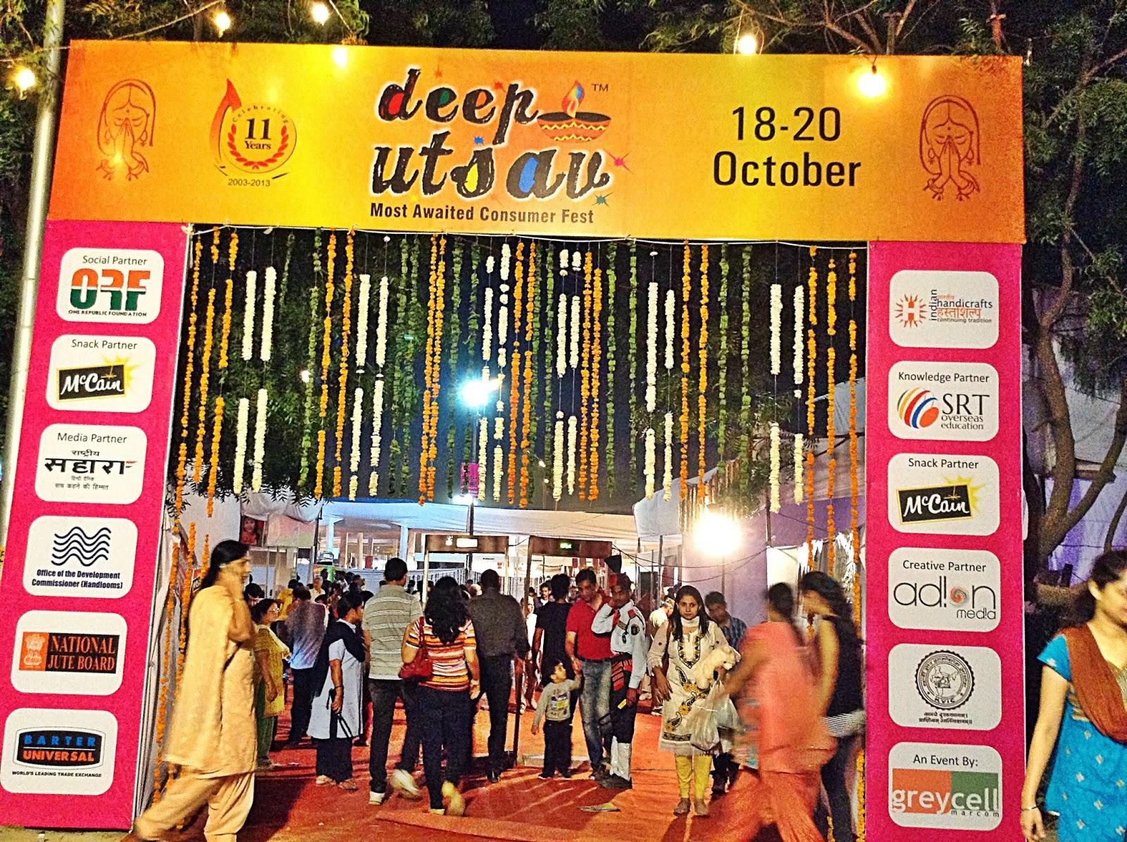 Deep Utsav, 2013 Noida