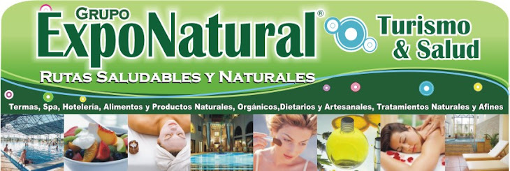 EXPO NATURAL Turismo y Salud
