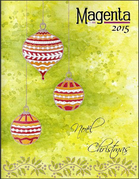 Magenta Christmas 2015 Catalog