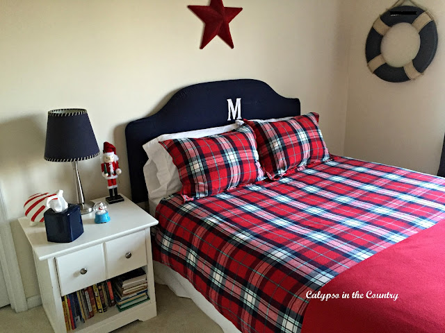 Plaid Flannel Duvet from Lands End