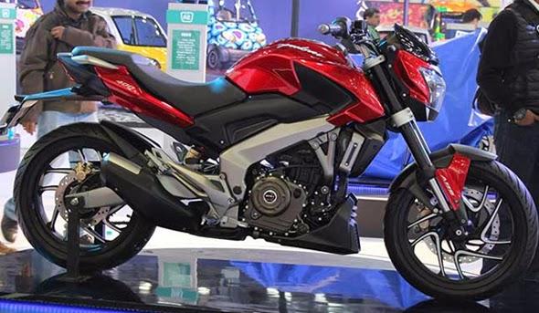 Spesifikasi lengkap dan harga Bajaj Pulsar Naked CS400 Indonesia Terbaru 2014