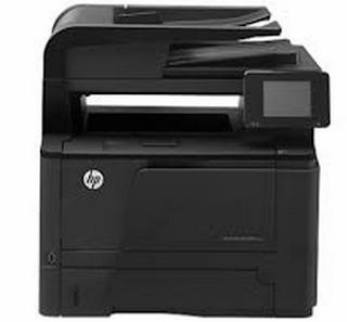 Driver Printer HP LaserJet Pro 400 MFP M425dn Free Download