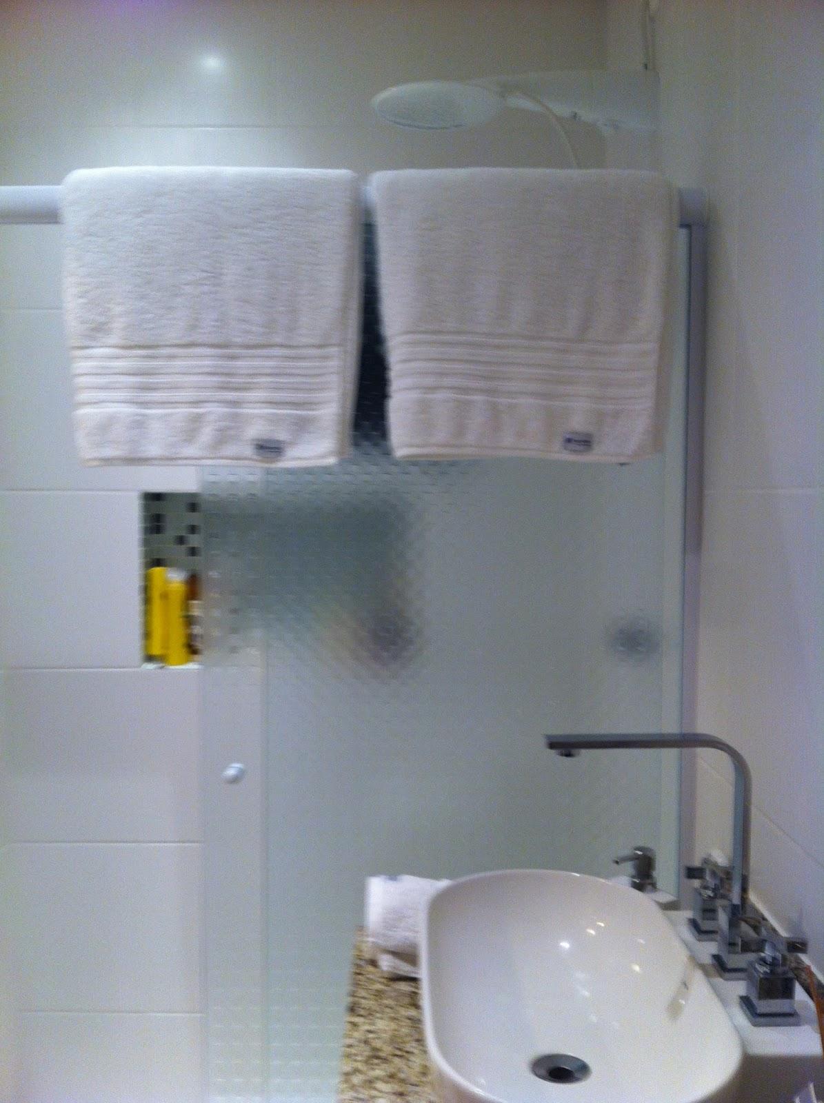 Box banheiro suite #6C6243 1195 1600