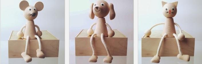 Skandivis wooden toys