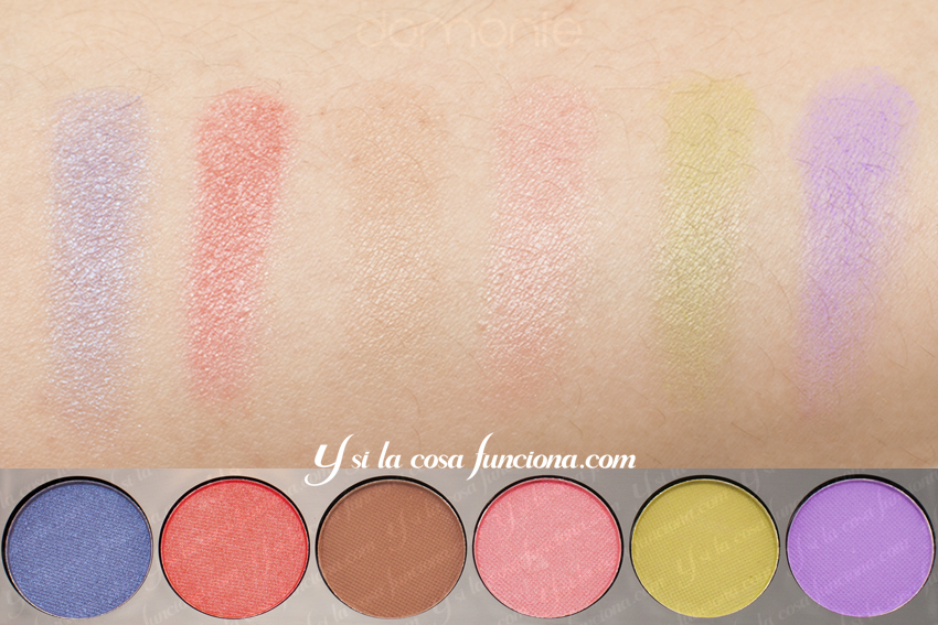 Swatches second line del mar VOLUME 1