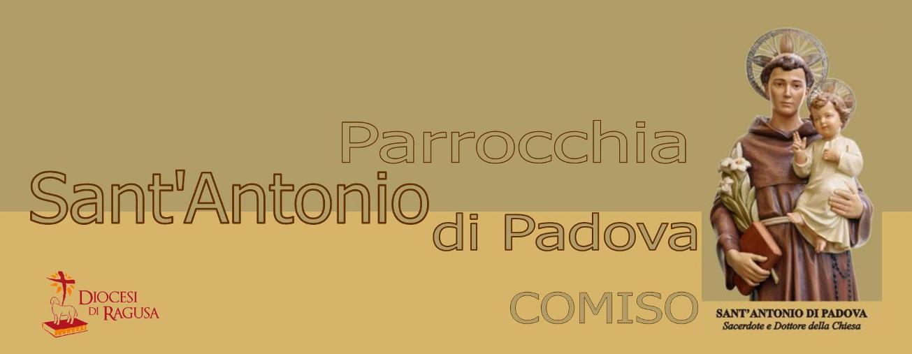 Parrocchia Sant'Antonio di Padova - Comiso