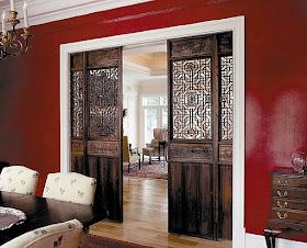 Ideas para decorar dise ar y mejorar tu casa puertas for Puertas para espacios reducidos