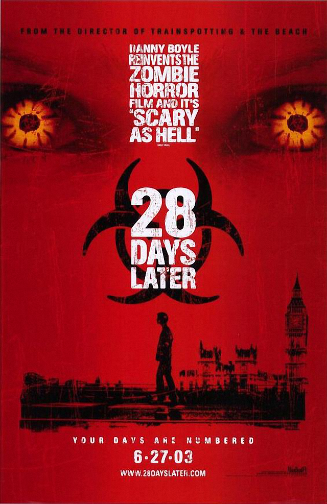 28 Days Later (28 días después) La pélicula