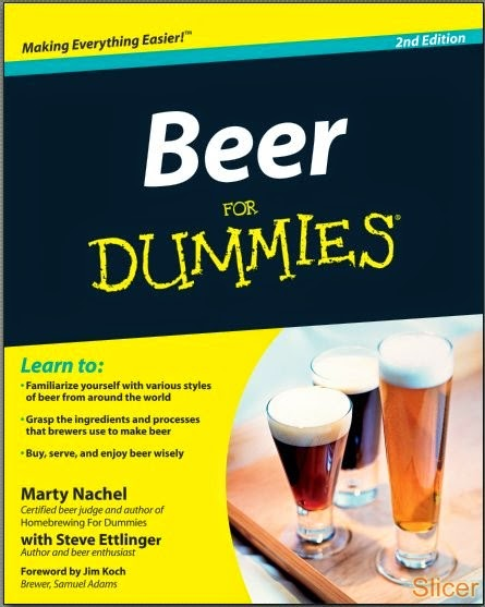 http://www.amazon.com/Beer-For-Dummies-Marty-Nachel/dp/1118120302/ref=sr_1_1?ie=UTF8&qid=1402245398&sr=8-1&keywords=beer+for+dummies