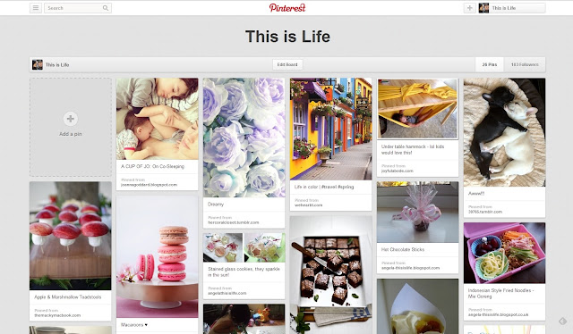 Pinterest, Pinterest UK, #PinItForwardUK