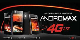Smartfren Pasang VoLTE untuk Andromax 4G