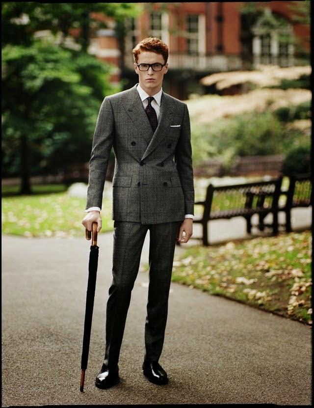 Kingsman, Mr. Porter, film, película, Savile Row, gentleman, LCM, London Collections, made in england, Taron Egerton, Huntsman Sons, Matthew Vaughn, Colin Firth, Suits and Shirts,