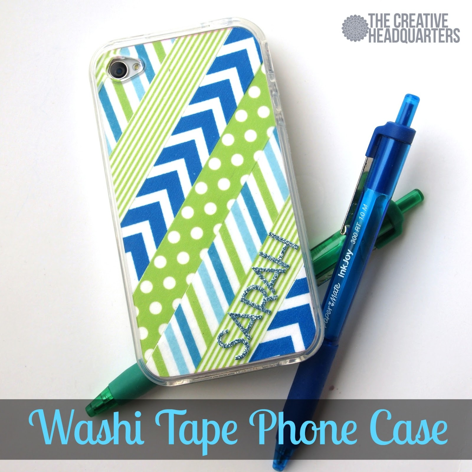 Csin ld magad gyors d sz t s dekortapasszal urban eve for Washi tape phone case