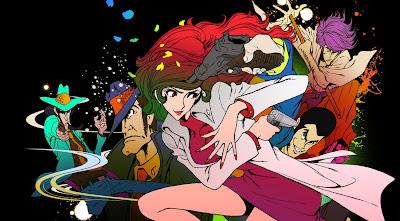 Lupin nuova serie 2012 Fujiko