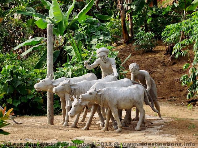 Soora saradiyel village of Uthuwankanda, mawanella, sri lanka