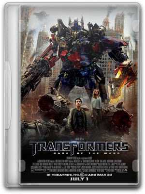 Transformers 3: O Lado Oculto Da Lua Bluray 1080p – Dual Audio