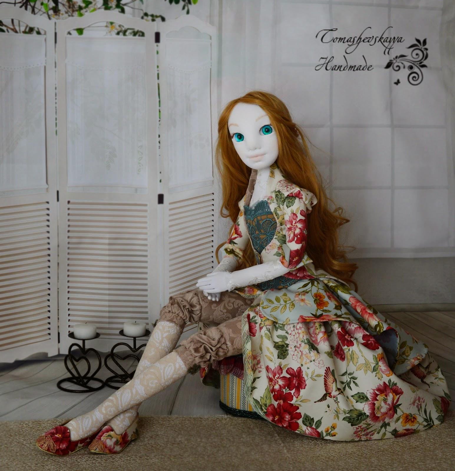 Картинка красивая кукла