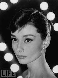 Audrey Hepburn in 1956