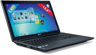 Laptop Acer Aspire 5250-E302G32MNKK z Biedronki