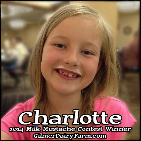 Charlotte is the GDFmmc14 contest winner.
