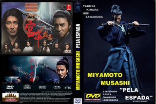 MIYAMOTO MUSASHI - PELA ESPADA