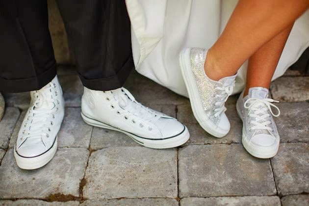 novias con deportivas