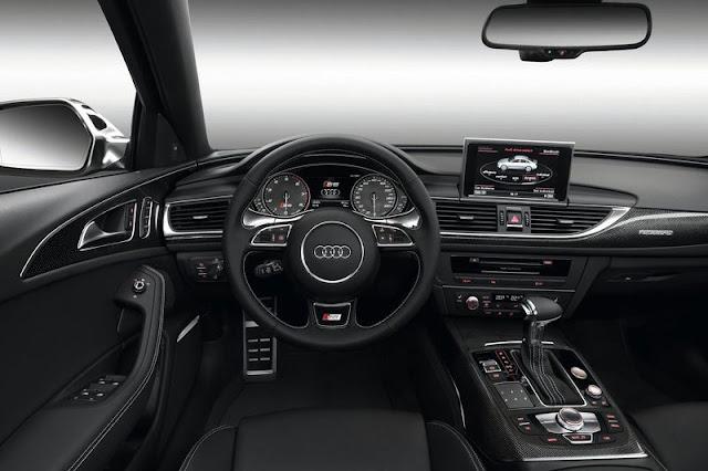 2013 Audi S6 Saloon Front Interior
