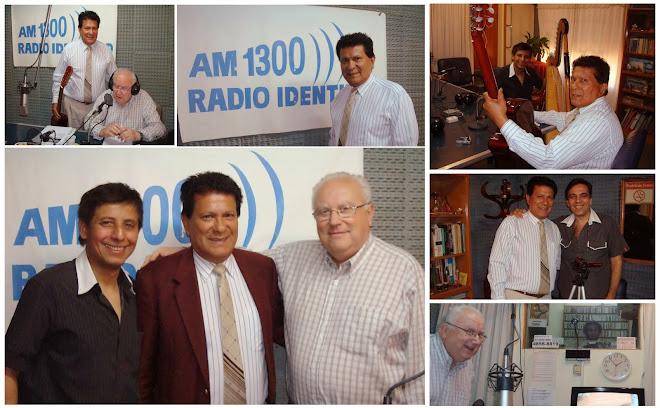 Dardo Noguera invitado en Radio Identidad