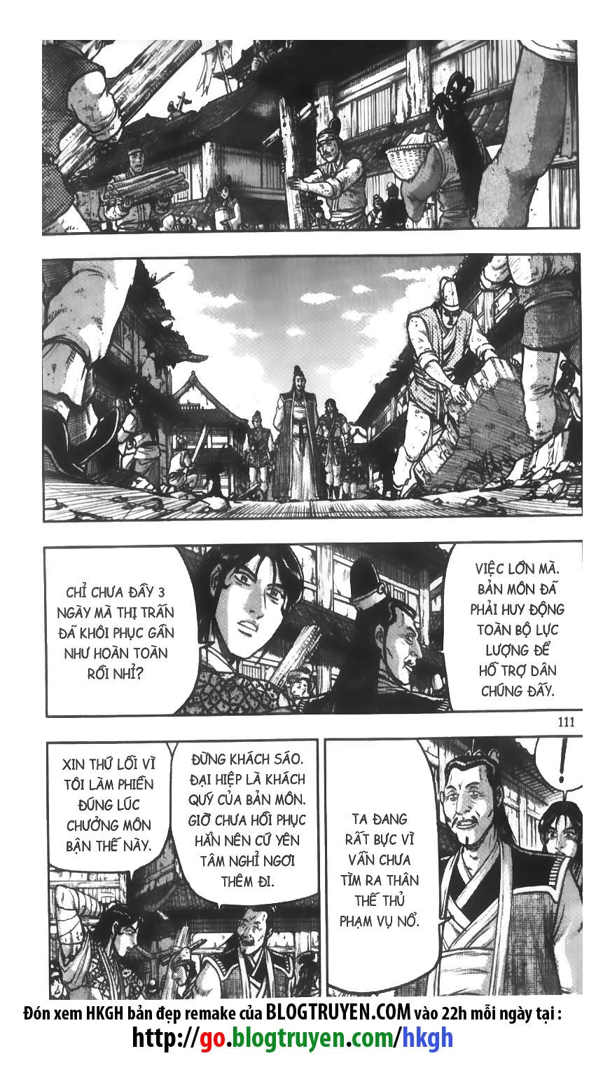 Hiệp Khách Giang Hồ chap 361 page 2 - IZTruyenTranh.com