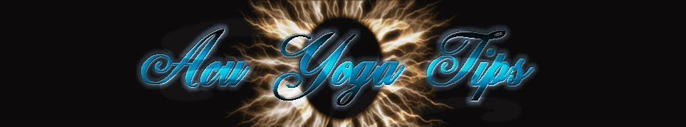 Acu Yoga Tips
