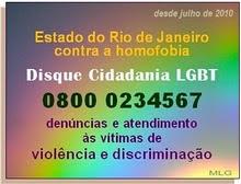 Disque Cidadania LGBT