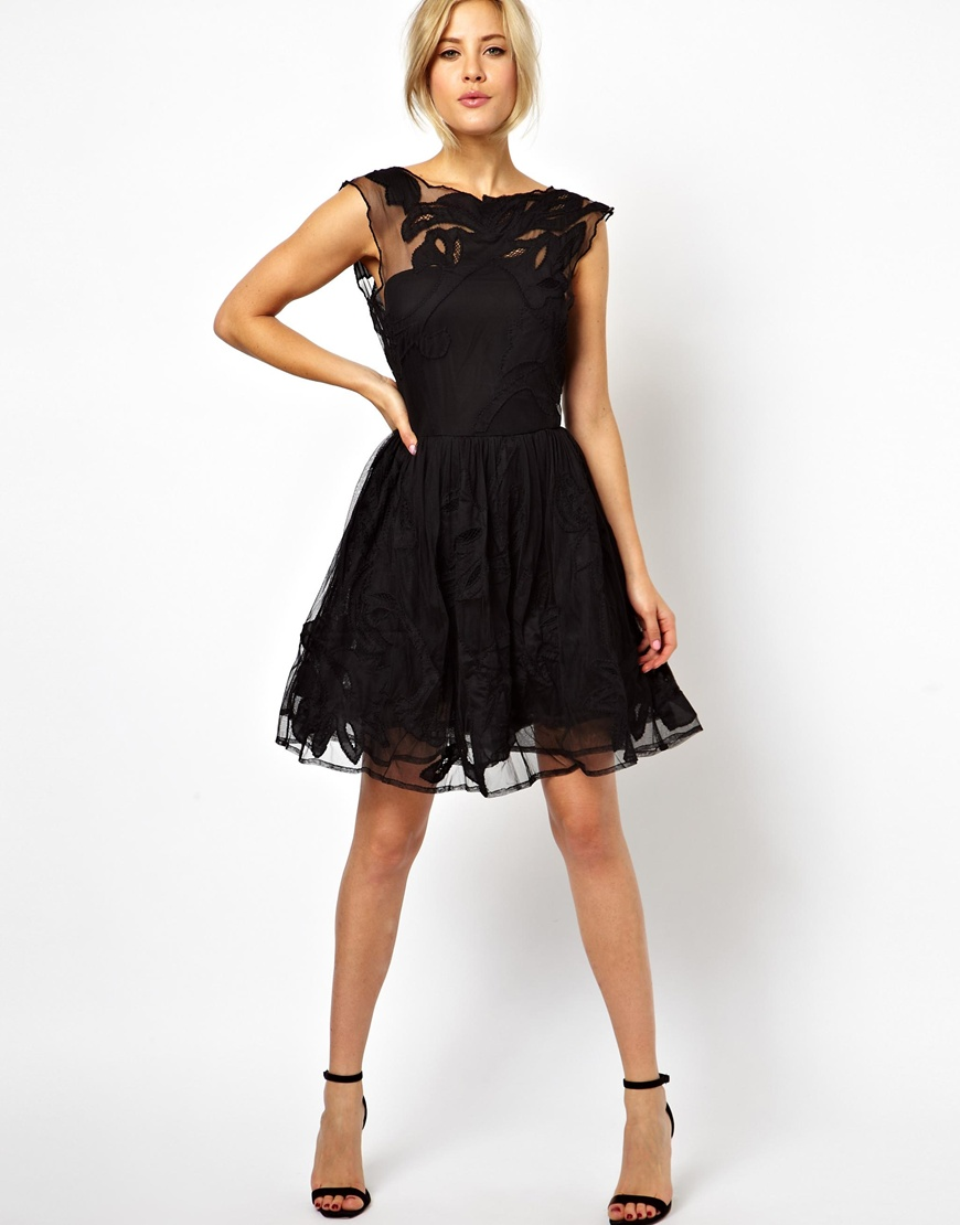 Asos Black Gothic Prom Dresses | wedding gowns