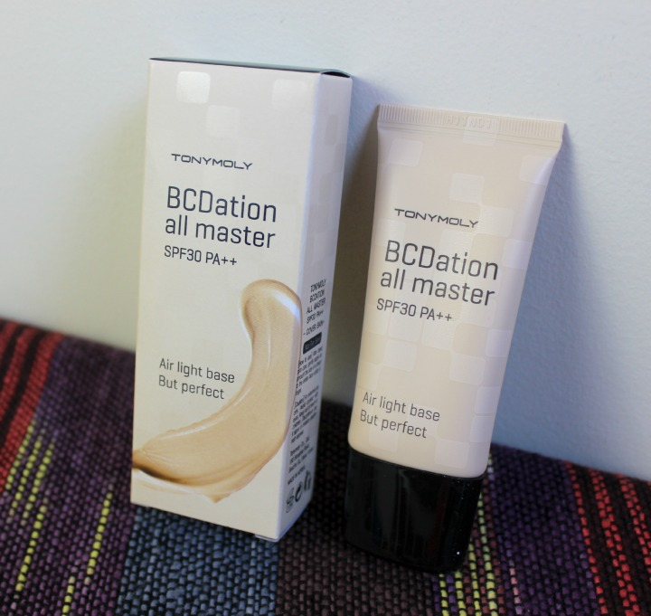 TonyMoly BCDation All Master SPF30 PA++
