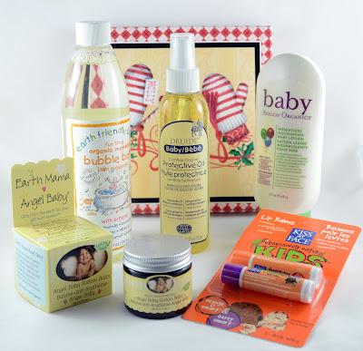 Baby Organic Joy Gift Set