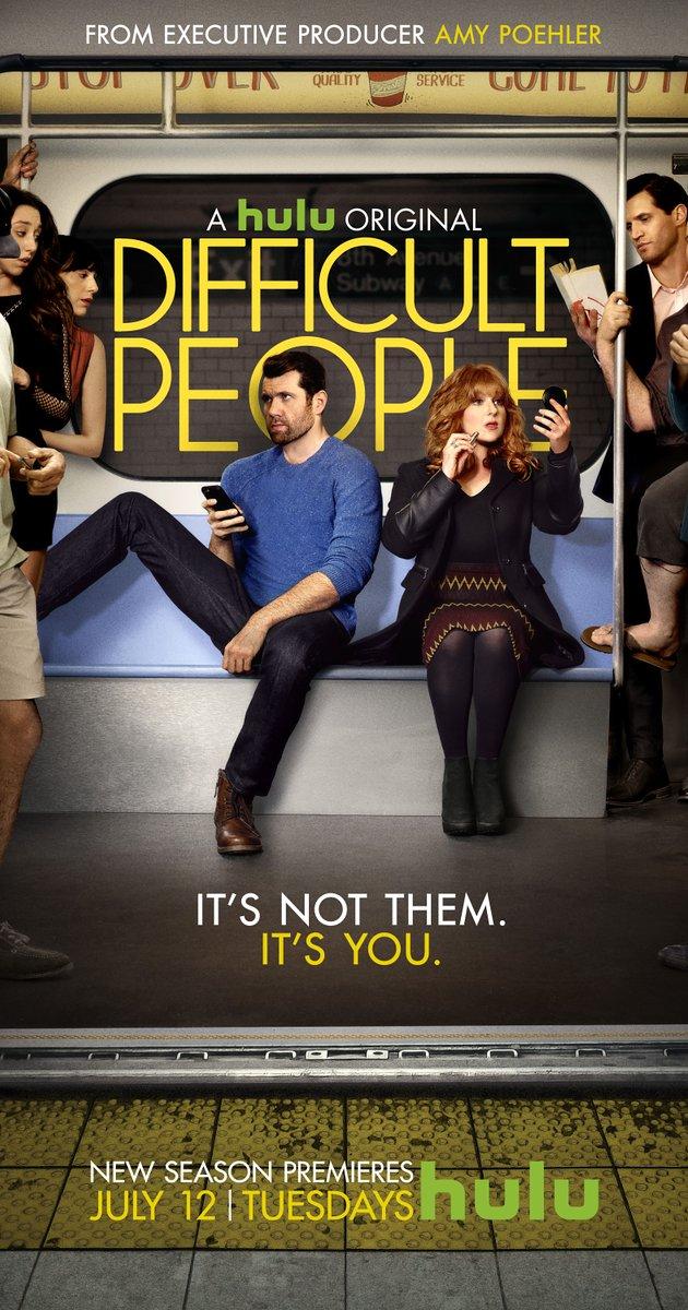 Difficult People - Season 2