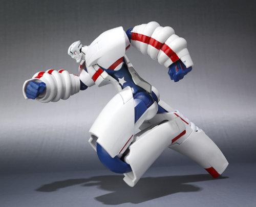 Robot Soul Heroman