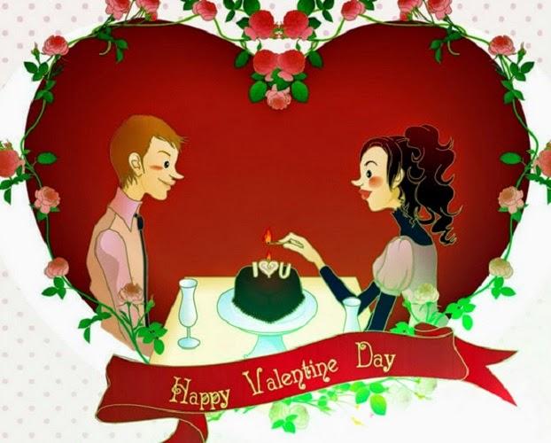 Valentine ,Dengan Tampilan Misterius Serta Eksotis