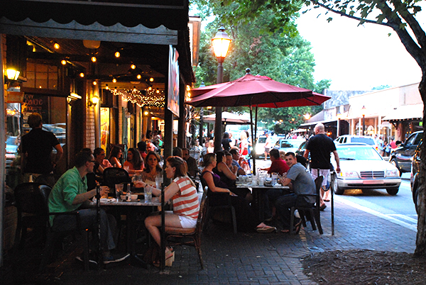 Burbs Of Atlanta Roswell Food Scene 1 The Curtis Casa