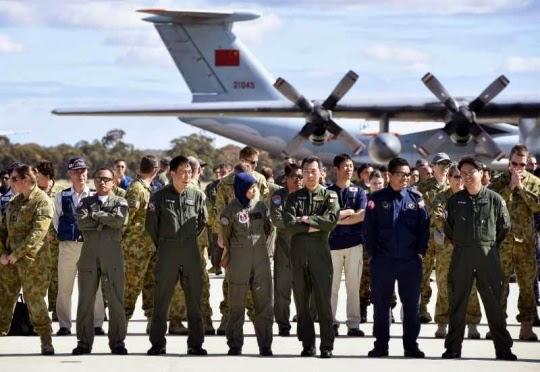 MH370: Dua Pesawat C-130 Hercules TUDM Pulang Dari Pengkalan Di Australia