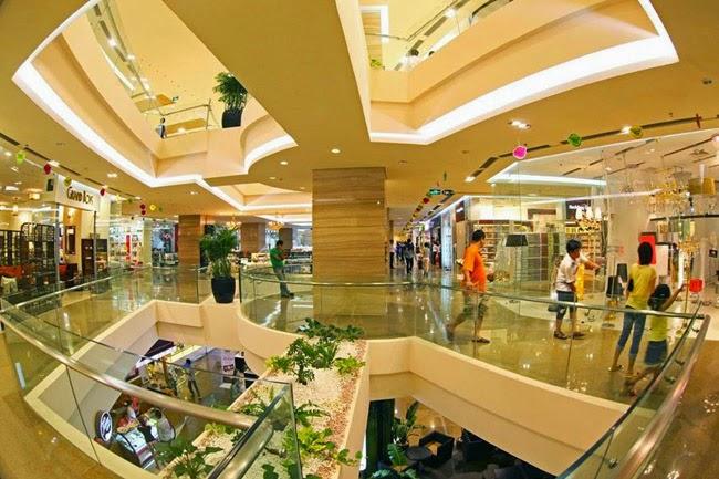 Trung tâm thương mại dự án Vinhomes Tân Cảng